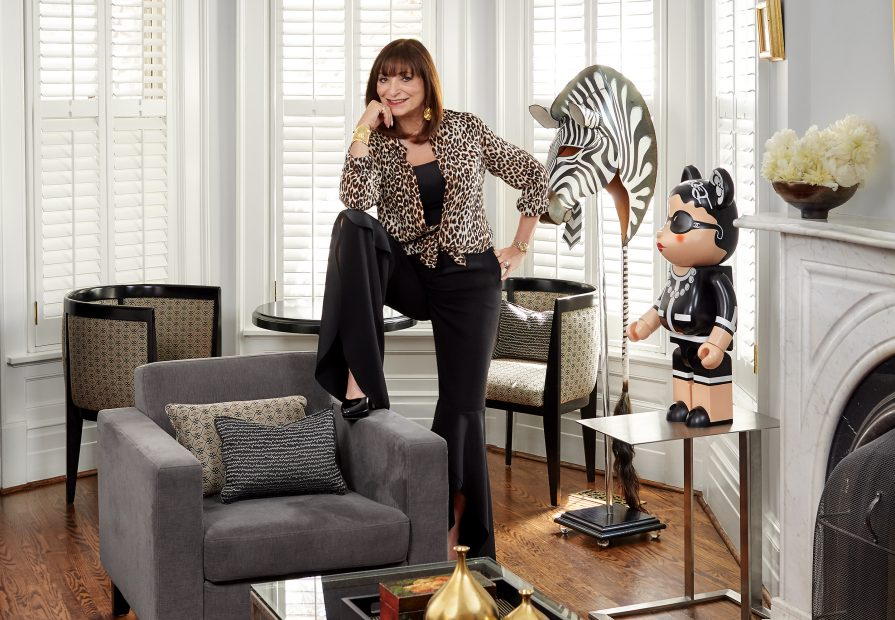 Step by step, Jeanne Beker's journey to becoming an art collector
