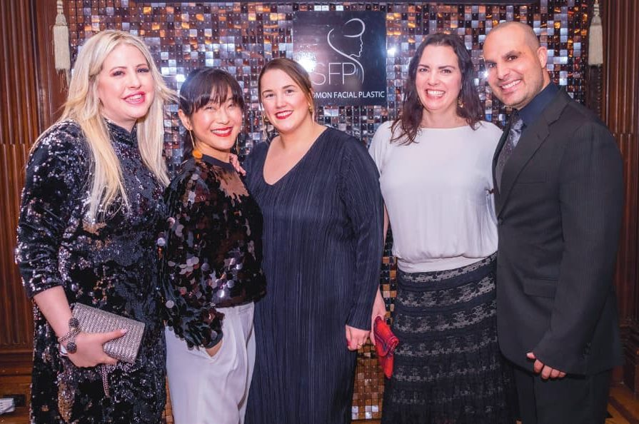 Living Luxe Event: Party of the Decade