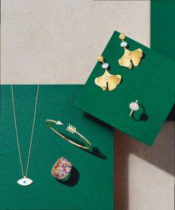 Tyler Boweditch & jewellery by Knar Jewellery