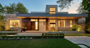 unique homes - custom modern home