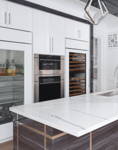 modern kitchen images with build in appliance